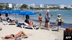 Плажа во Кипар