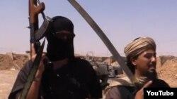 شبهنظامیان حکومت اسلامی در سوریه