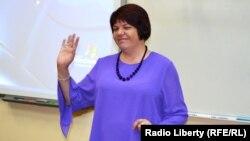 Учитель русского языка и литературы Елена Воронина