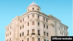 Здание фонда Гейдара Алиева в Баку