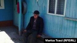 Moș Ion din Logănești la 91 de ani