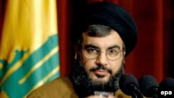 سید حسن نصرالله؛ دبیرکل جنبش حزبالله لبنان