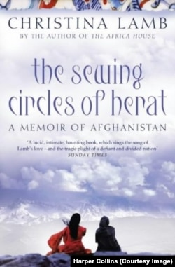 The experiences of those young women were documented in a 2002 book by Sunday Times correspondent Christina Lamb called The Sewing Circles Of Herat.