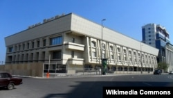 Стадион ручных игр в Баку