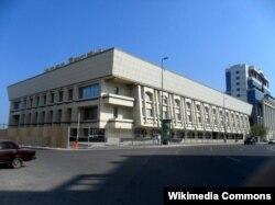 Bakı İdman Sarayı