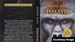 "Book cover of ""Ismayil"" by Daniel Kuin from Kitabseverler group, Azerbaijan."