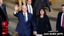 معاون رئیسحمهور آمریکا شامگاه یکشنبه پس از سفر کوتاه خود به مصر و اردن وارد اسرائیل شد.