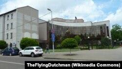 Пасольства Украіны ў Менску