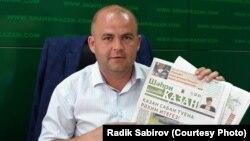 Радик Сабиров