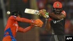 آرشیف، جریان یکی از مسابقات لیگ برتر کریکت هند