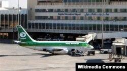 Международный аэропорт в Багдаде. Иллюстративное фото.