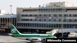 جانب من مطار بغداد الدولي