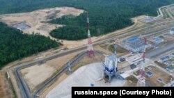 Космодром Восточный (архивное фото)