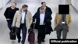 Предполагаемые российские агенты в Нидерландах