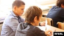 Shkollë në Kosovë (Foto nga arkivi)