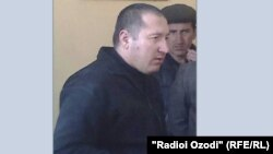 Умед Тешаев