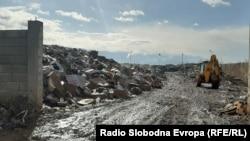 Macedonia - Waste Transfer Station in Tetovo - 2020