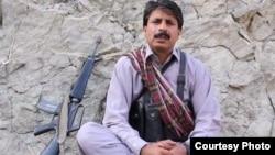 Baloch separatist leader Allah Nazar