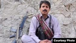 Allah Nazar Baloch.