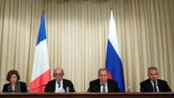 Franța se apropie de Rusia, abordare care divizează NATO