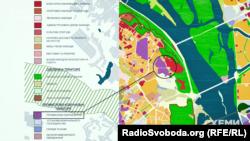 За генпланом Києва, територія взуттєвої фабрики – територія промисловості