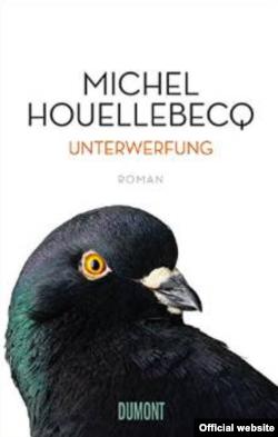 Coperta ediției germane a romanului