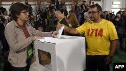 Добуш берүүнүн жүрүшү. Барселона, 9-ноябрь, 2014-жыл.