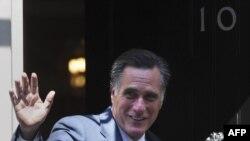 Republikani Mit Romni. Londër, 26 korrik 2012.