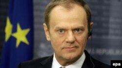 Председатель ЕС Дональд Туск