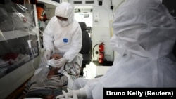آرشیف، گسترش ویروس کرونا در برازیل