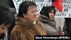 """На пике гражданской активности здесь всегда были женщины: именно женщина возглавила """"снежную революцию"""" 2011 года и свалила режим Кокойты"""