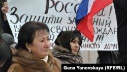 Соратников Джиоевой задержали прошлой зимой во Владикавказе