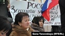 По имеющейся информации, избитый сотрудник прокуратуры участвовал в захвате предвыборного штаба Аллы Джиоевой в феврале этого года