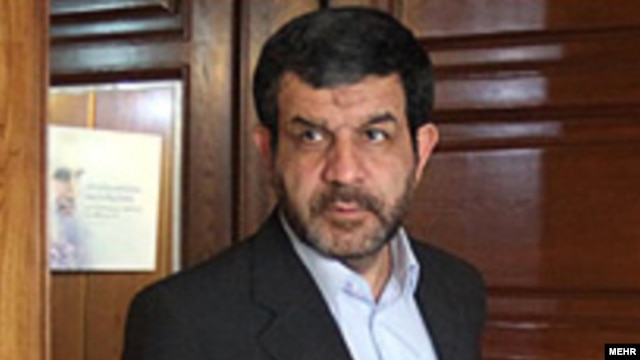 Iranian Minister of Communication and Information Technology Reza Taghipour