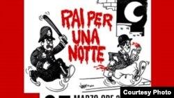 Постер телепередачи Микеле Санторо