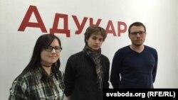 Ганна Кіслушчанка, Уладзіслаў Варановіч, Уладзіслаў Жараў