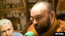 Борис Куприянов, совледелец магазина Фаланстер, программный директор Московского окрытого международного книжного фестиваля