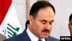 Iraqi Finance Minister Rafia al-Issawi