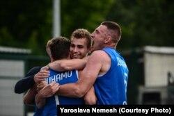 Серед чоловіків у першому етапі чемпіонату України найсильнішою стала команда «Динамо-Одеса»