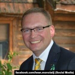 Іван Монолатій (фото з Facebook)