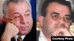 Hüseynbala Mirələmov və Yunus Oğuz