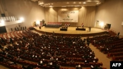 جلسة لمجلس النواب العراقي