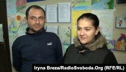 Едуард Каналоша та Сніжана Віраг