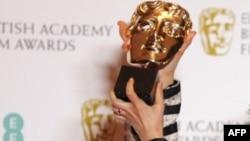 Золотая маска – главная награда премии BАFТА.