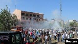 Napad automobilom bombom u turskom gradu Elazig, 18. avgust 2016. godine
