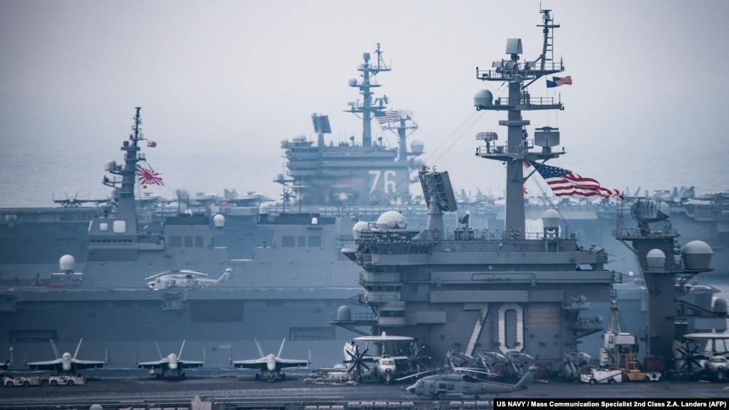 ترامپ: هدف خلع سلاح کامل کره شمالی است