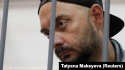 Кирило Серебренников у суді, Москва, Росія, 23 серпня 2017 року