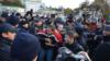 На акції щодо легалізації куріння коноплі у Києві затримали 4 активістів, їх вже відпустили – поліція