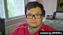 Эсен Усубалиев.