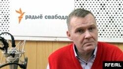 Уладзіслаў Ахроменка, вядоўца плянаванай беларускамоўнай радыёперадачы ў Чарнігаве